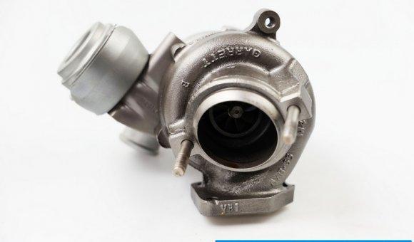 Turbosprężarka 708366-1