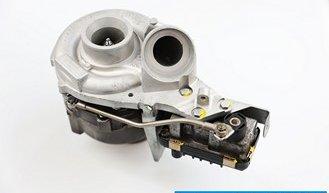 Turbosprężarka 742693-3