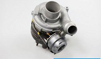 Turbosprężarka 789016-2