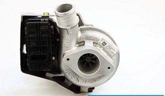 Turbosprężarka 831157-3
