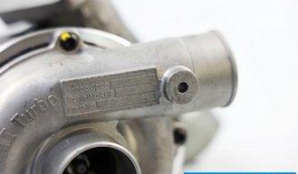 Turbosprężarka VJ30