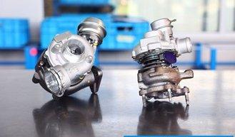 Wydajność turbosprężarki