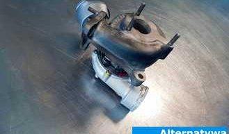 Wymiana turbiny - wymiana turbosprężarki