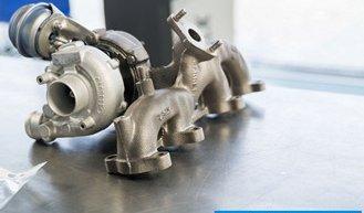 Awaria turbosprężarki