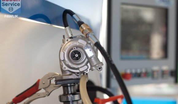 Ciśnienie turbosprężarki - Ciśnienie doładowania w silniku