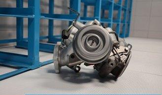 Czy budowa turbosprężarki  jest nam znana?