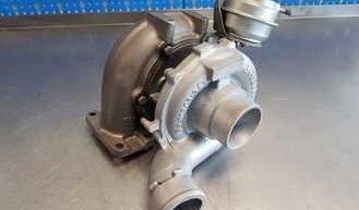 Smarowanie turbosprężarki – Turbina Audi A3