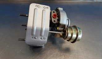 Napełnienie cylindra – turbina golf 4
