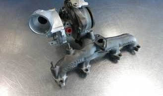Turbosprężarka - co to jest turbosprężarka ? działanie turbosprężarki