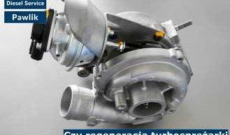 Czy regeneracja turbosprężarki to wymiana rdzenia?
