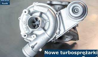 Nowe Turbosprężarki Garrett