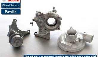Zestaw Naprawczy Turbosprężarki