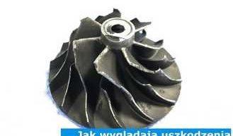 Jak wyglądają uszkodzenia turbosprężarki – awaria turbo