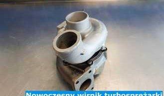 Nowoczesny wirnik turbosprężarki – Zestaw naprawczy do turbiny