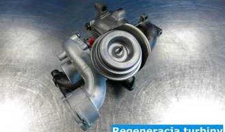 Budowa turbiny – części Melett – Bosch Diesel Service