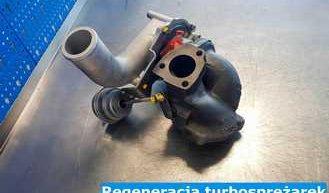 Turbina Passat B6 – TURBOSPRĘŻARKA VW