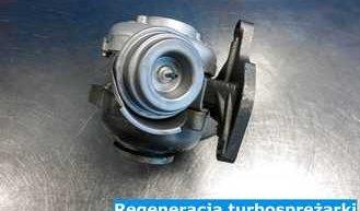 WYWAŻARKA DO TURBIN | regeneracja, naprawa turbosprężarek - NOWOŚĆ