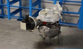 Skup turbosprężarek