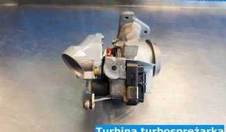 Turbina Mazda 6, 3, 7