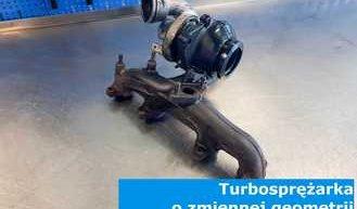 Turbosprężarka o zmiennej geometrii – budowa łopatek – opinie