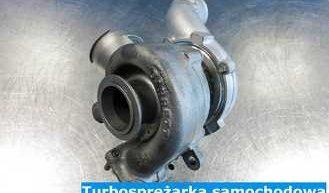 Zasada działania turbosprężarki samochodowej