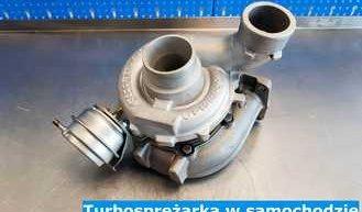 Turbina w samochodzie – regeneracja – Malett Turboserwis