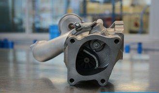 Wałek turbosprężarki