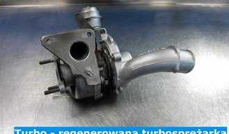 Turbo – regenerowana turbosprężarka czy nowa turbina?