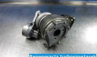 Regeneracja turbosprężarek – czy warto?