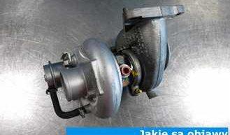 Jakie są objawy uszkodzonej turbosprężarki?
