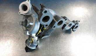 Jak wygląda turbosprężarka?
