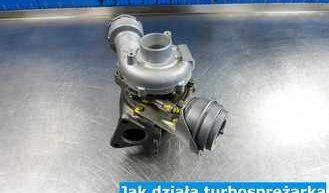 Jak działa turbosprężarka ze zmienną geometrią?