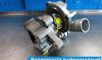 Regeneracja turbosprężarek – ile kosztuje naprawa turbo?