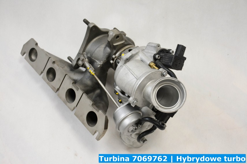 Turbina 7069762 | Hybrydowe turbo