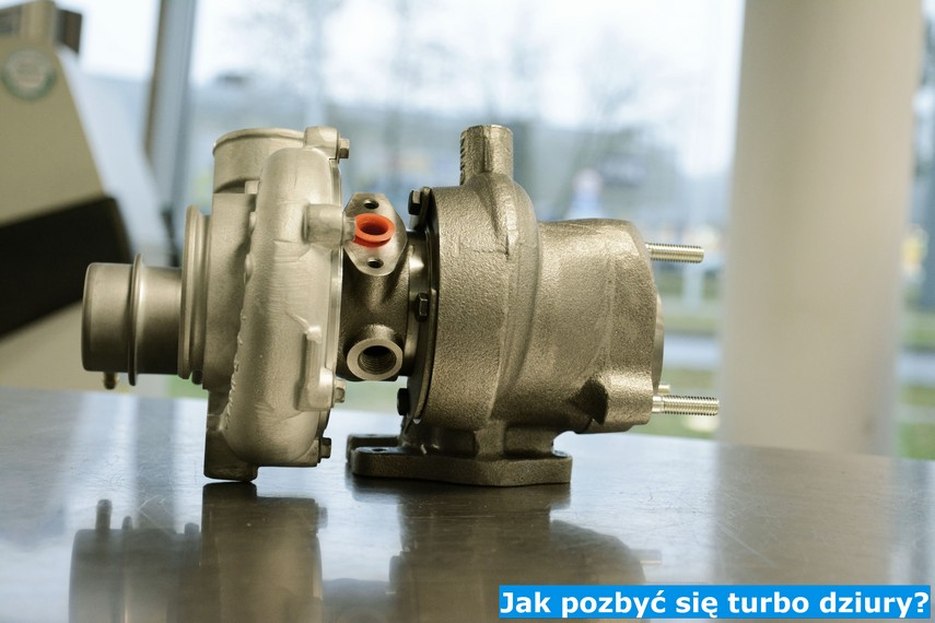 Turbina w Bosch Car Service