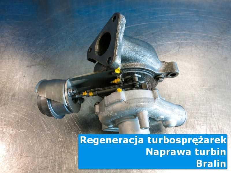 Turbosprężarka po naprawie u fachowców z Bralina
