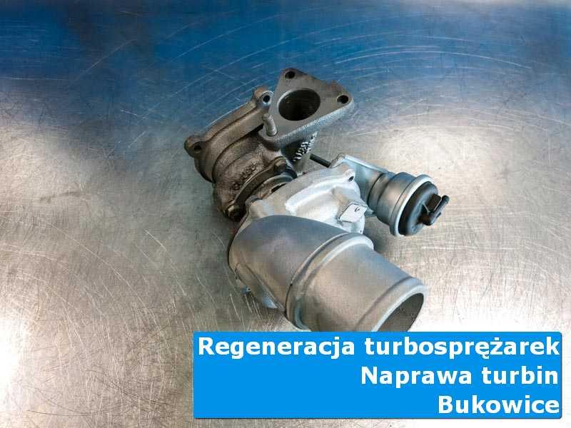 Turbosprężarka po regeneracji w autoryzowanym serwisie z Bukowic