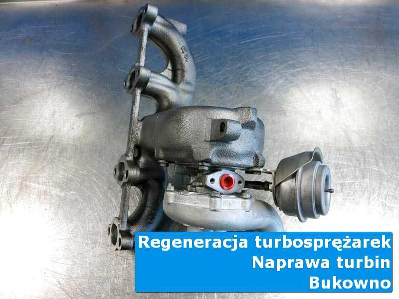 Turbosprężarka po regeneracji u fachowców w Bukownie