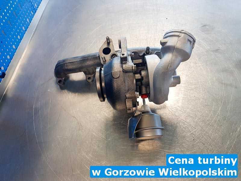 Turbo po diagnostyce z Gorzowa Wielkopolskiego - Cena turbiny, Gorzowie Wielkopolskim