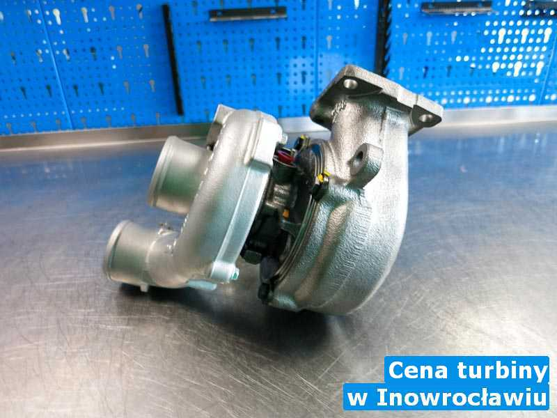 Turbo zdemontowane pod Inowrocławiem - Cena turbiny, Inowrocławiu