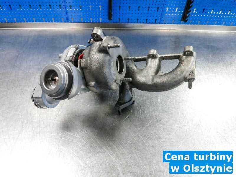 Turbo wyważone w Olsztynie - Cena turbiny, Olsztynie