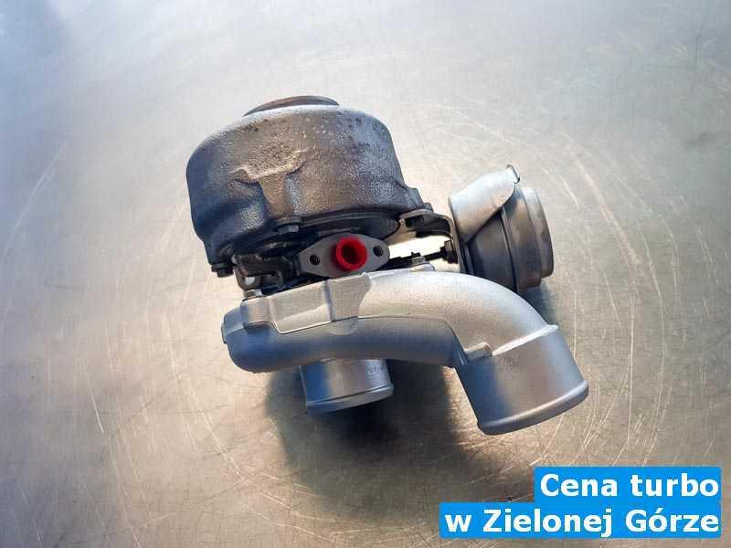 Turbosprężarka do zamontowania pod Zieloną Górą - Cena turbo, Zielonej Górze
