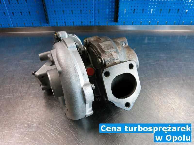 Turbina do zamontowania z Opola - Cena turbosprężarek, Opolu