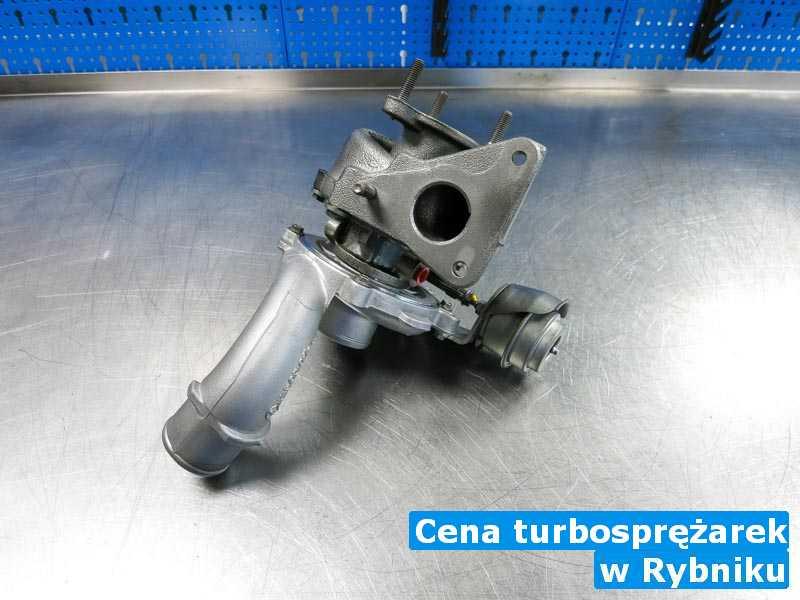 Turbosprężarki po wizycie w pracowni z Rybnika - Cena turbosprężarek, Rybniku