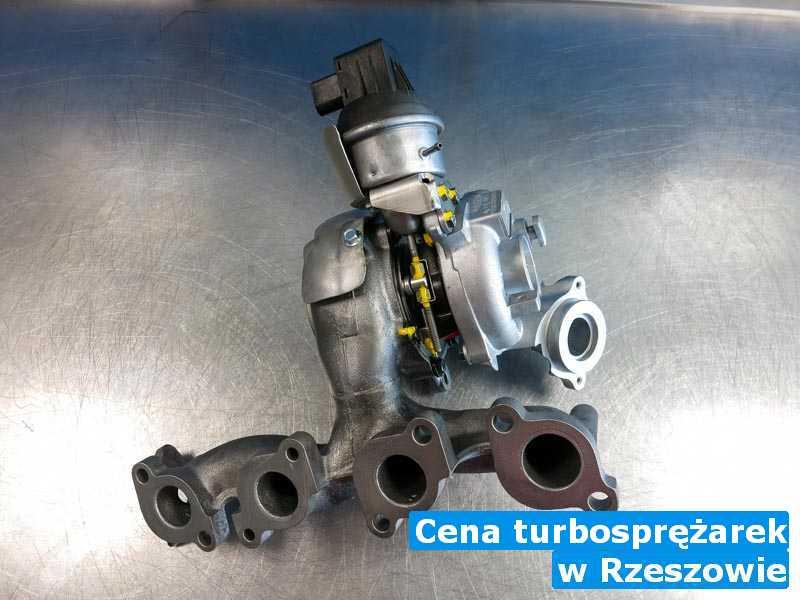 Turbo naprawione z Rzeszowa - Cena turbosprężarek, Rzeszowie