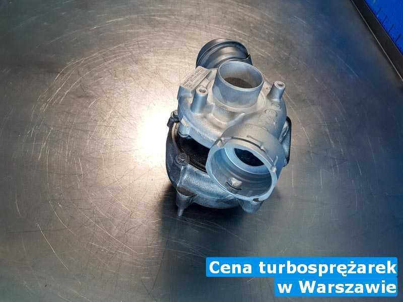Turbiny po wizycie w pracowni w Warszawie - Cena turbosprężarek, Warszawie