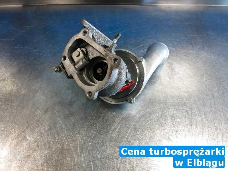 Turbiny wysłane do diagnostyki pod Elblągiem - Cena turbosprężarki, Elblągu