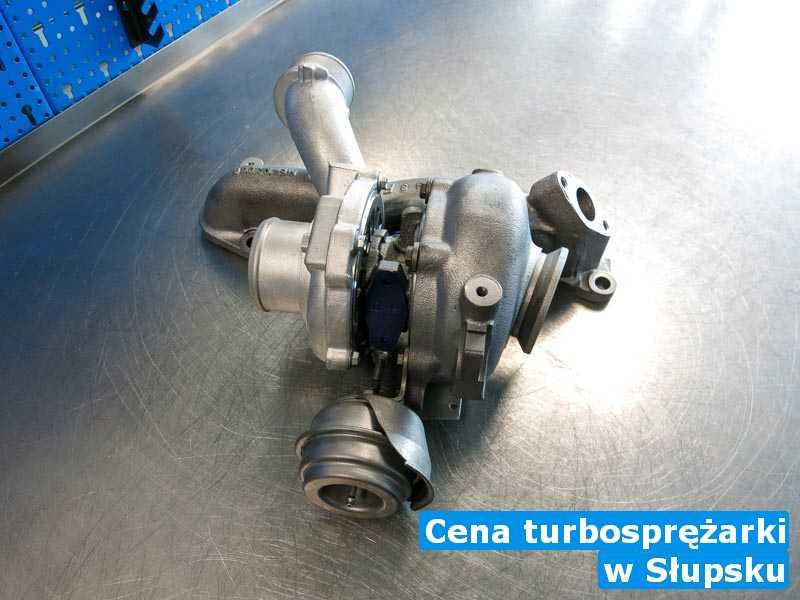 Turbosprężarki w pracowni w Słupsku - Cena turbosprężarki, Słupsku