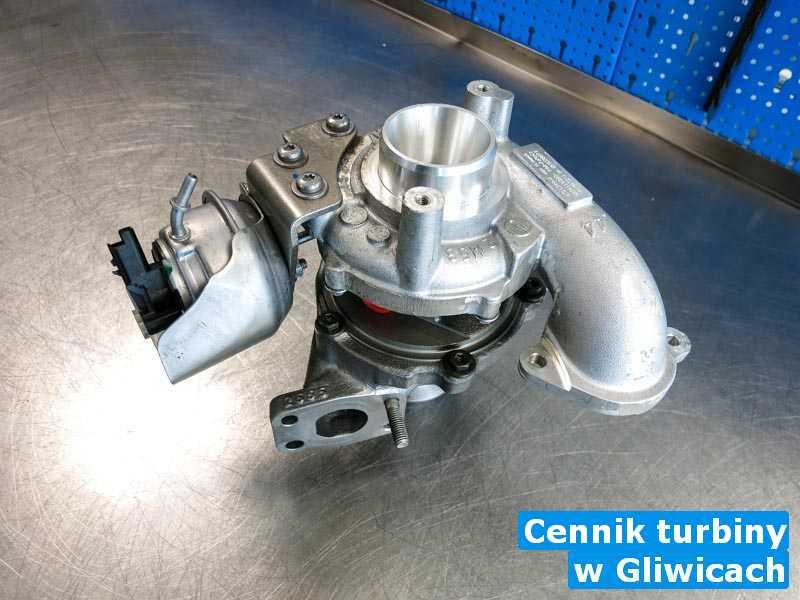 Turbosprężarki z fabrycznymi osiągami w Gliwicach - Cennik turbiny, Gliwicach