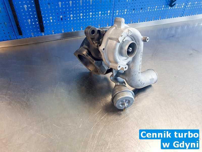 Turbosprężarki zregenerowane w Gdyni - Cennik turbo, Gdyni
